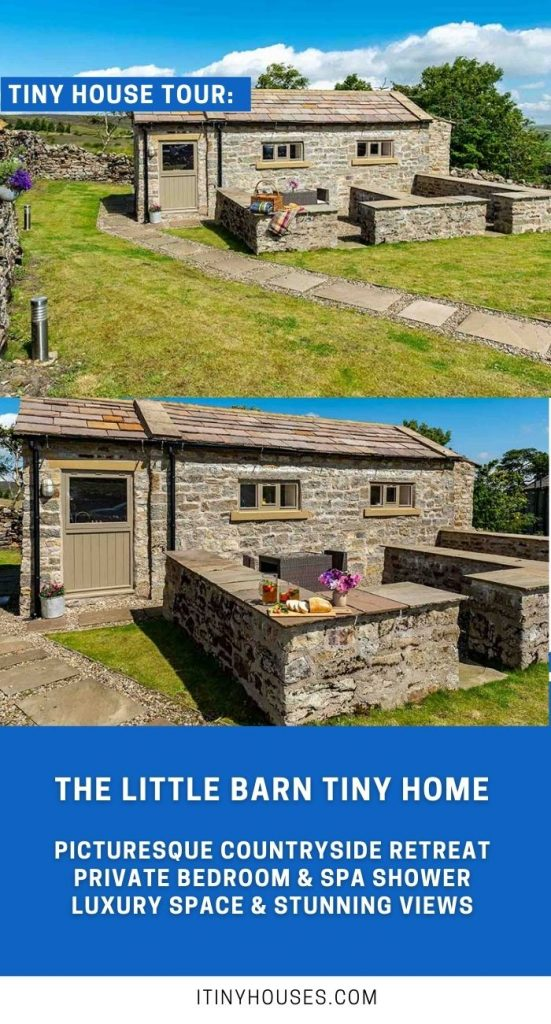 The little barn collage